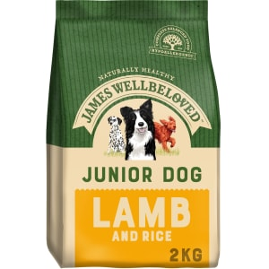 James Wellbeloved Junior Performance Hundefutter 7.5kg