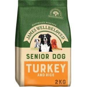 James Wellbeloved Senior Hundefutter