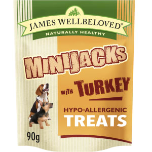 En-cas James Wellbeloved Minijacks pour chiens