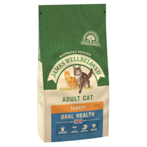James Wellbeloved – Oral Health Katzenfutter