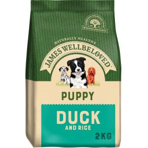 James Wellbeloved - Puppy Performance - Duck & Rice