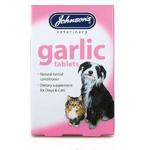 Johnsons Garlic Tabletten