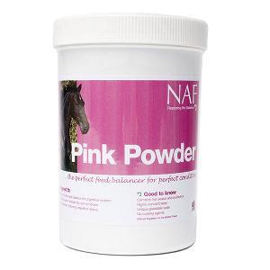 NAF Pink Powder Digestion