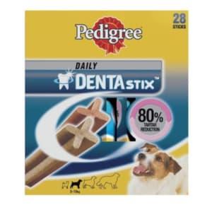 Pedigree Dentastix Daily Adult Small Dog Dental Treats