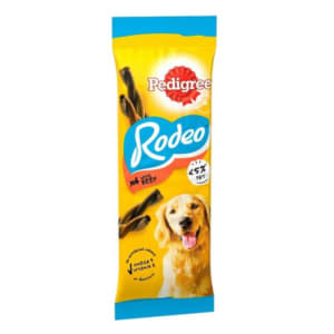 Pedigree Rodeo Dog Treats with Beef