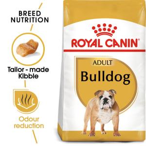 Royal Canin Bulldog Hunde Adult Trockenfutter
