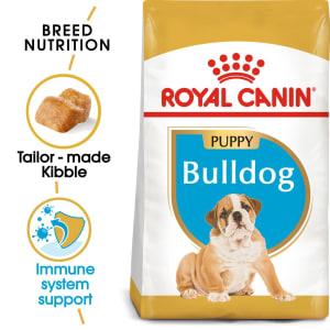 Royal Canin Bulldog Puppy Welpenfutter trocken