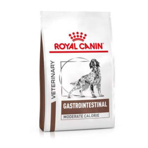 Royal Canin - Vet Diet Canine - Gastro-Intestinal Moderate Calorie