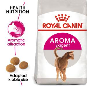 Royal Canin AROMA EXIGENT Trockenfutter für wählerische Katzen