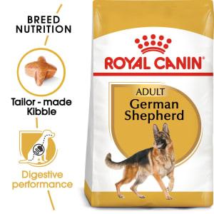 Royal Canin German Shepherd Chien Adulte Nourriture Croquettes