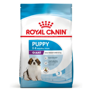 Royal Canin Giant Chiot Nourriture Croquettes