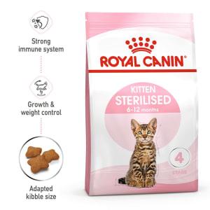 Royal Canin Kitten Sterilised pour Chaton Stérilisé