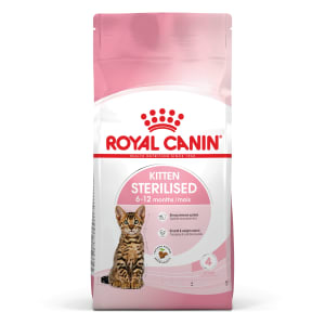 Royal Canin Sterilised Kitten Dry Food