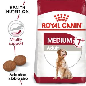Royal Canin Medium 7+ Chien Adulte Nourriture Croquettesc