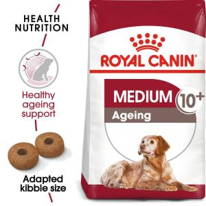 Royal Canin MEDIUM Ageing 10+ Trockenfutter für ältere mittelgroße Hunde