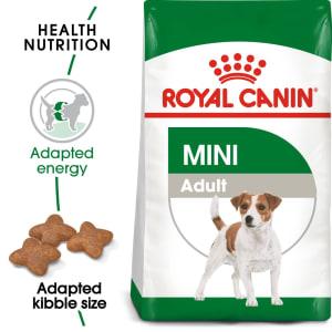 Royal Canin MINI Adult Trockenfutter für kleine Hunde