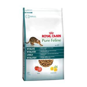 Royal Canin Pure Feline No 3 Vitaliteit
