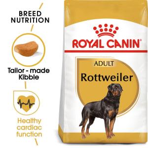 Royal Canin Rottweiler Dry Adult Dog Food