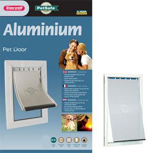 Staywell Aluminium Pet Door