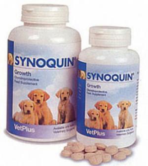 Synoquin Comprimés croissance pour chiens