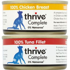 Thrive Complete Katzenfutter