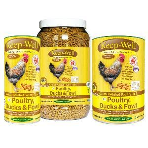 Keep Well Natural Pelleted Poultry Tonic