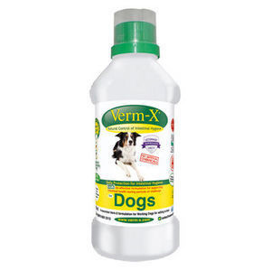 Verm-X Kräutersaft für Hunde