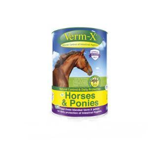 Verm-X Pellets für Pferde & Ponies