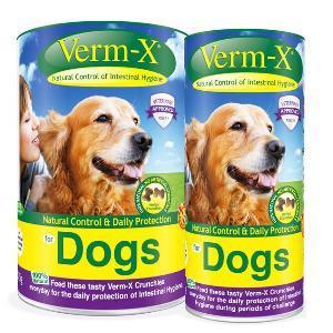 Verm-X Crunchies für Hunde
