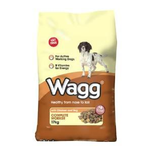 Wagg Complete Worker - Chiens actifs