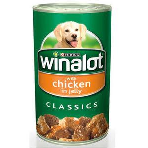 Winalot Classics Chien Boîtes 4 saveurs