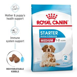 Royal Canin MEDIUM Starter für tragende Hündin und Welpen