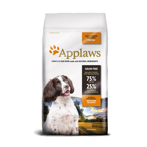 Applaws Dog Dry Small / Medium Breed Adult Chicken