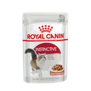 Royal Canin Instinctive en Gelée et en Sauce