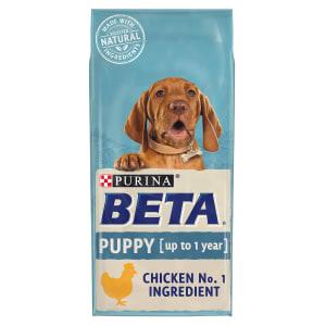 Beta Puppy Hundefutter für Welpen