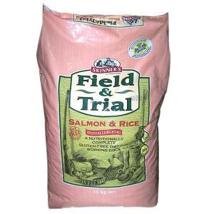 Skinner's Field &Trial zalm & rijst hypoallergeen