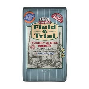 Skinner's Field & Trial Hypoallergenic - Dinde & Riz