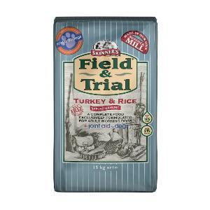 Skinners Field & Trial Truthahn und Reis