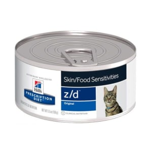 Hills Prescription Diet z/d voor katten
