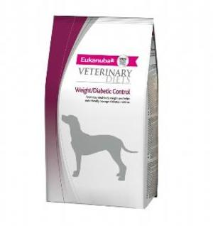 Eukanuba Dog Veterinary Diet Weight/Diabetic Control