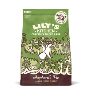 Lily's Kitchen Grass Fed Lamb Dry Food for Dogs