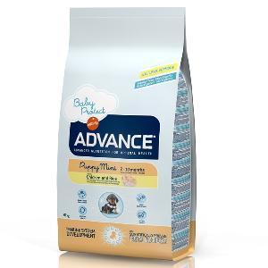 ADVANCE Puppy Protect Mini für Welpen mit Huhn & Reis