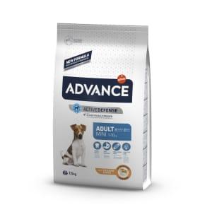 ADVANCE Mini Adult Hundefutter mit Huhn & Reis