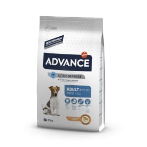 Advance Mini Adult Dog Food Chicken & Rice
