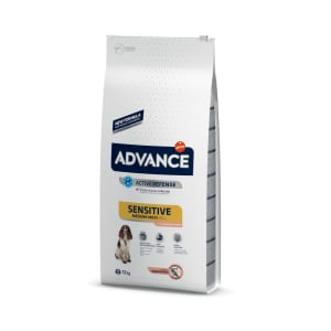 Advance Sensitive Hundefutter mit Lachs & Reis