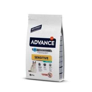 Advance Sterilized Cat Food Salmon & Barley