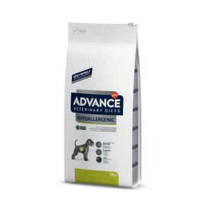 ADVANCE Veterinary Diet Hypoallergenic Hundefutter