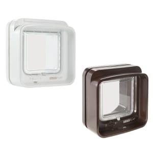 SureFlap DualScan Mikrochip-Katzenklappe