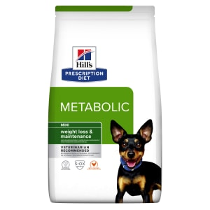Hills Prescription Diet – Canine Metabolic Mini Hundefutter