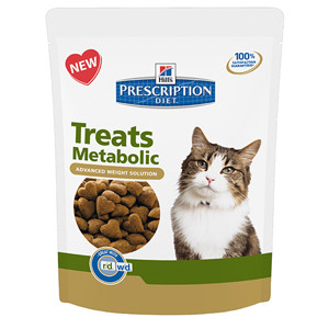 Hill's Prescription Diet Feline Friandises Metabolic